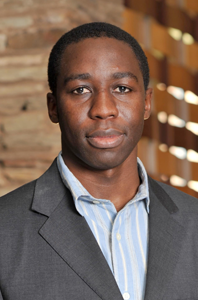 Liberty Mncube, Head of Policy and Research